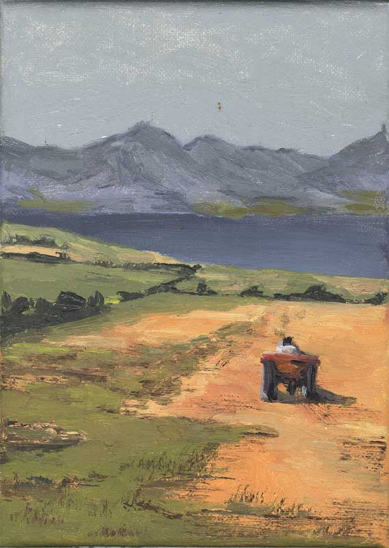 IRISH ART Paintings of Ireland, Landscapes for Sale - Online Irish Art  Gallery - Original Oil and watercolor paintings by Artist Theresa M. Quirk - IRISH ART Paintings Of Ireland, Landscapes For Sale - Online Irish
