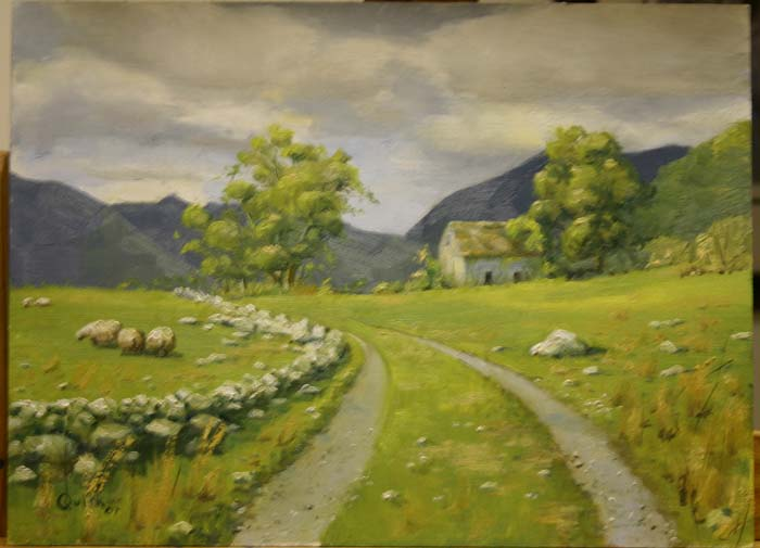 Irish Art Paintings Of Ireland Landscapes For Sale