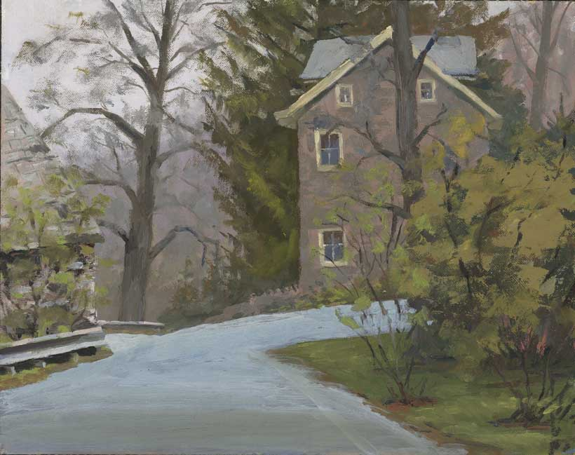 Bucks County Paintings For Sale